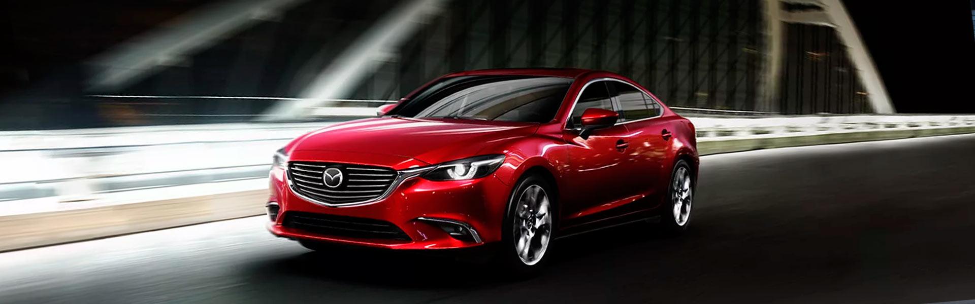 Топливный фильтр на Mazda 6